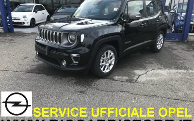 JEEP RENEGADE LIMITED T3 1.0 KM0 19